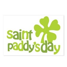 happystpaddys_dark Postcards (Package of 8)