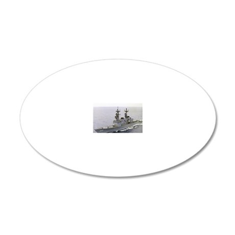 ingersoll 990 framed panel p 20x12 Oval Wall Decal