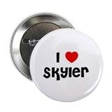 "I * Skyler 2.25"" Button (10 pack)"