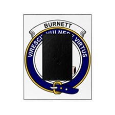 Burnett Clan Badge Picture Frame