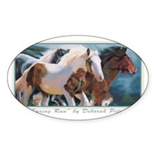 Horse Art II Decal