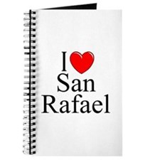 """I Love San Rafael"" Journal"