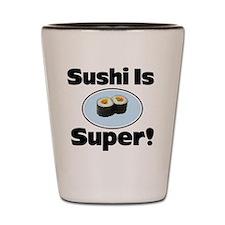 Sushi coin purse Shot Glass