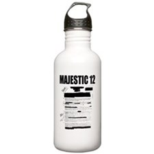 9MAJESTIC12 Water Bottle
