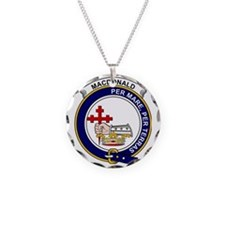 MacDonald (Clan Donald) Clan Necklace