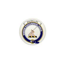 MacMillan Clan Badge Mini Button