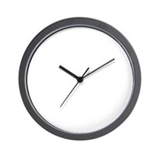 live-together-die-alone-dark Wall Clock