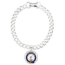 Matheson Clan Badge Bracelet