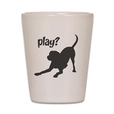 play4 Shot Glass