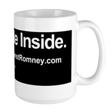 Dogs Against Romney bumber-chiuaua-I ri Mug