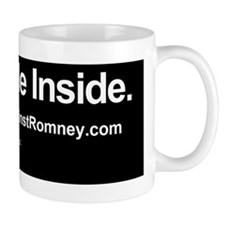 Dogs Against Romney bumber-border-colli Coffee Mug