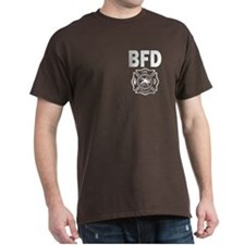 BFD Fire Department T-Shirt