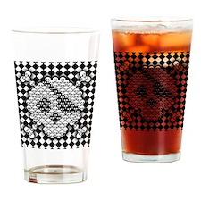 tiled-sk-TIL Drinking Glass