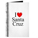 """I Love Santa Cruz"" Journal"