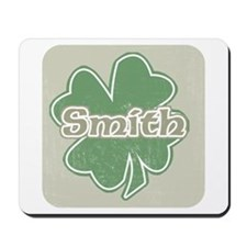 """Shamrock - Smith"" Mousepad"
