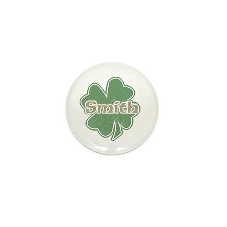 """""""Shamrock - Smith"""" Mini Button"""