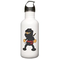 Little Ninja Water Bottle