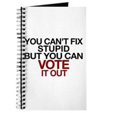 You Can't Fix Stupid Journal