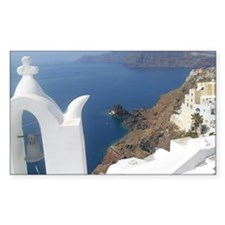 Santorini, Greece Decal