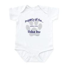Shiba Inu Property Infant Bodysuit