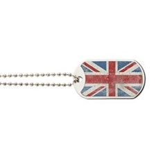 UnionJack2bbbbbbb17 Dog Tags