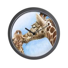 Awe Mum Stad Blanket (100res) Wall Clock