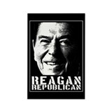 Reagan Republican Rectangle Magnet