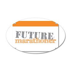 futureo 35x21 Oval Wall Decal