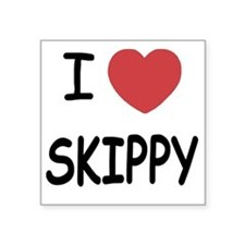 "SKIPPY Square Sticker 3"" x 3"""