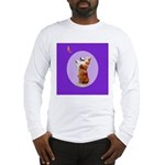 Begging Corgi Long Sleeve T-Shirt