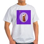 Begging Corgi Light T-Shirt
