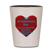 St Valentines Day Card.gif Shot Glass