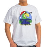 Joyful Noise Christmas Parrot T-Shirt