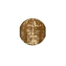 Shroud of Turin Mini Button (100 pack)