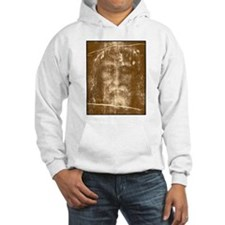 Shroud of Turin Jumper Hoody