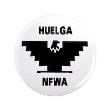 """HUELGA 3.5"""" Button"""