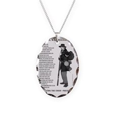 Civil War Reenactor North.ps Necklace