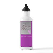 Gratitude Journal Water Bottle