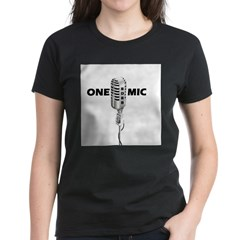 ONE MIC Women's Dark T-Shirt