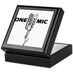 ONE MIC Keepsake Box