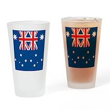 australia13FF Drinking Glass