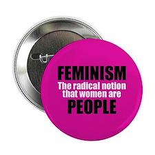 FEMINISM Button