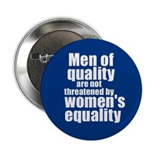 MEN OF QUALITY Button