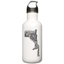 Oval Keychain (gentles Water Bottle