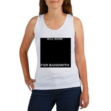 bandwith5 Women's Tank Top