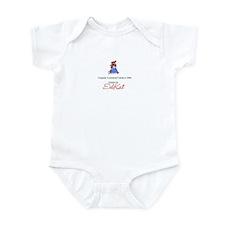 Copper Cockeral Logo Infant Bodysuit