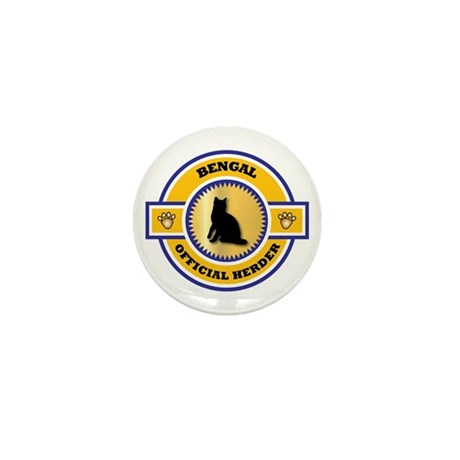 Bengal Herder Mini Button (10 pack)