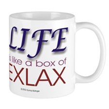 Box of Exlax Mug