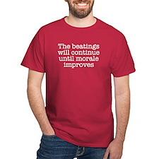 Style 3 Cardinal T-Shirt