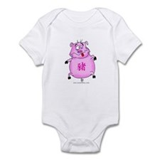 Year of PiggyBOo Infant Bodysuit
